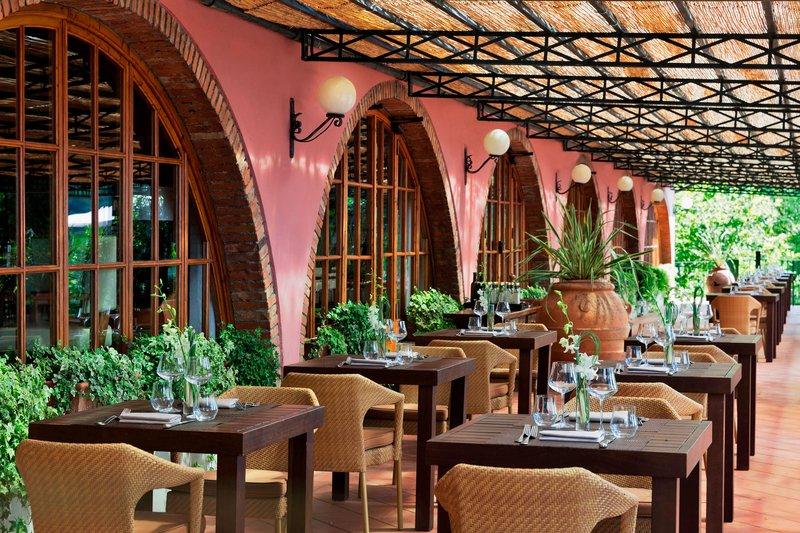 Renaissance Tuscany Il Ciocco Resort & Spa-La Veranda Restaurant - Outdoor Seating<br/>Image from Leonardo