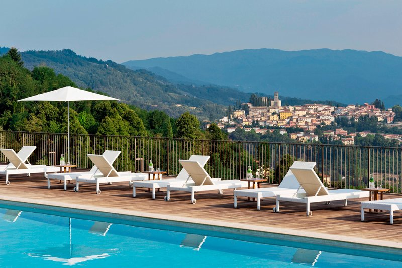 Renaissance Tuscany Il Ciocco Resort And Spa-Outdoor Pool<br/>Image from Leonardo
