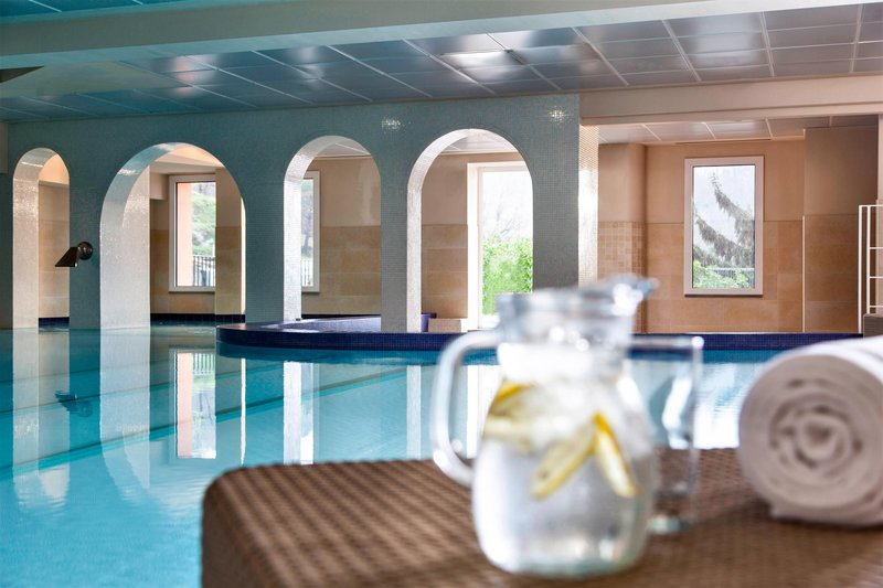 Renaissance Tuscany Il Ciocco Resort And Spa-Indoor Pool<br/>Image from Leonardo