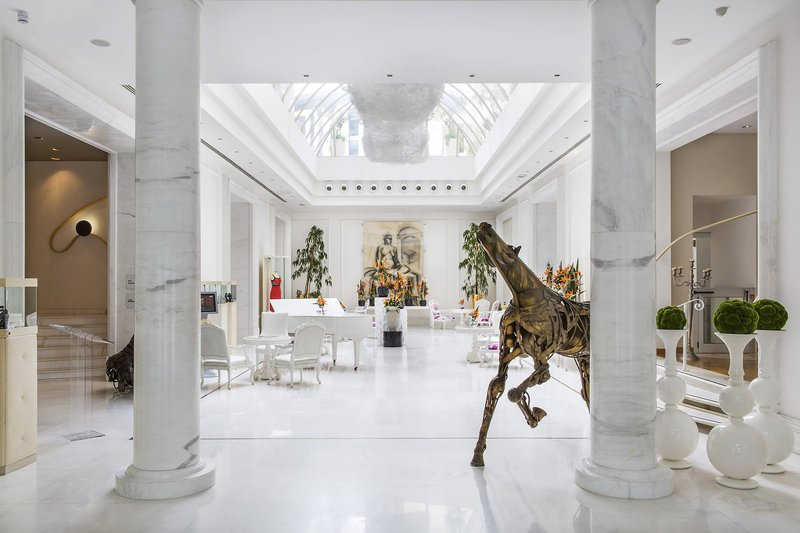 Boscolo Exedra Nice-Lobby<br/>Image from Leonardo