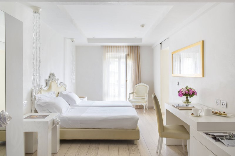 Boscolo Exedra Nice-Deluxe Twin/Twin Guest Room<br/>Image from Leonardo