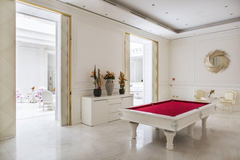 Boscolo Exedra Nice-Salle Billiard Meeting Room<br/>Image from Leonardo
