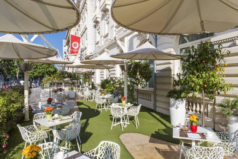 Boscolo Exedra Nice-Bar Genesi -Terrace<br/>Image from Leonardo