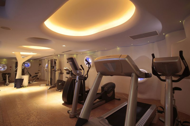 Boscolo Exedra Nice-Fitness Center<br/>Image from Leonardo