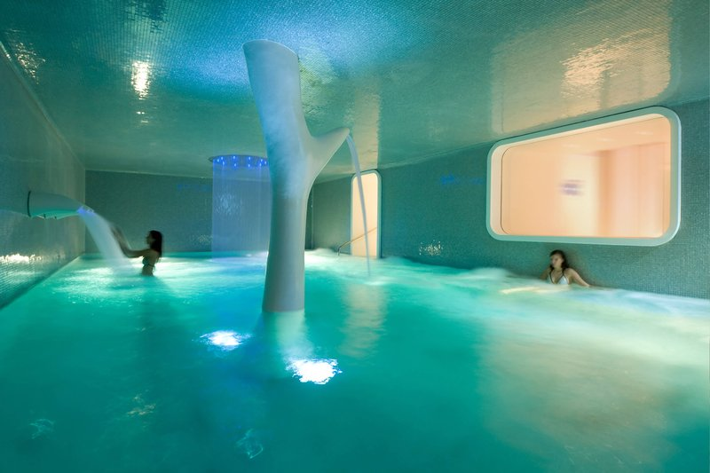 Boscolo Exedra Nice-Deep Nature Spa - Indoor Pool<br/>Image from Leonardo