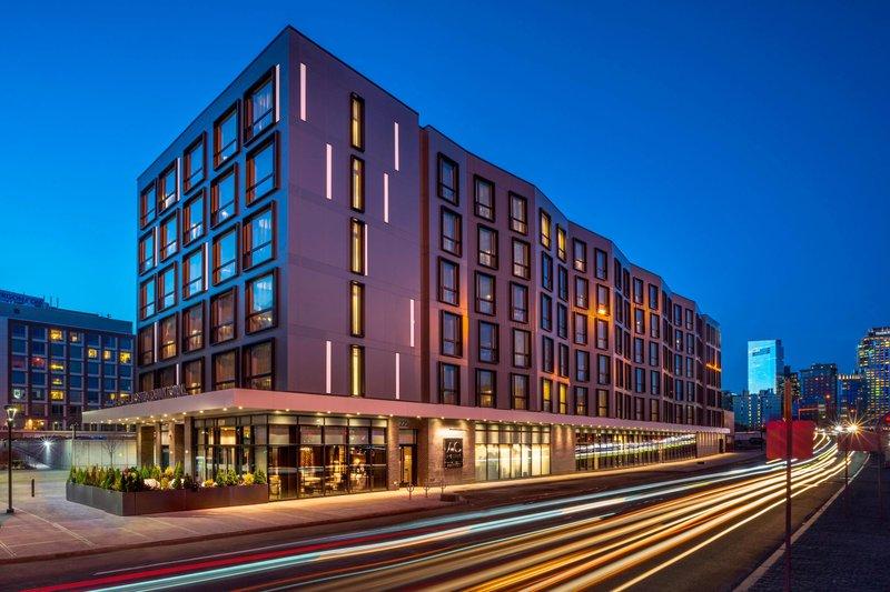 AC Hotel Boston Downtown-Exterior<br/>Image from Leonardo