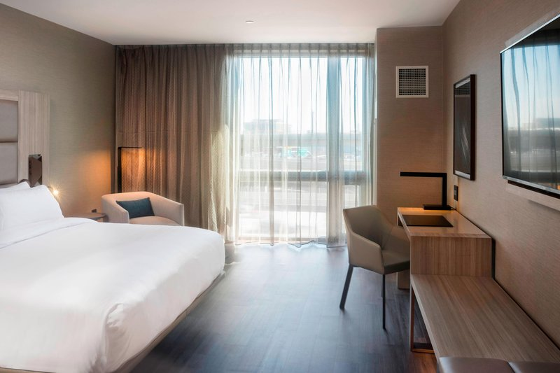 AC Hotel Boston Downtown-King Guest Room<br/>Image from Leonardo