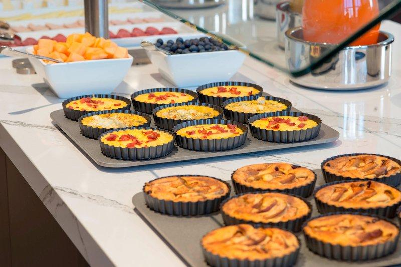 AC Hotel Boston Downtown-AC Kitchen - Breakfast<br/>Image from Leonardo