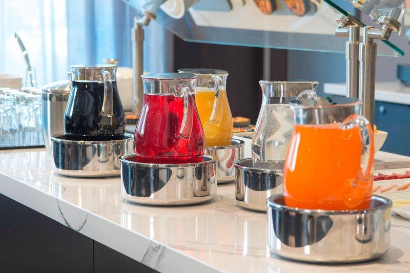 AC Hotel Boston Downtown-AC Kitchen - Juices<br/>Image from Leonardo