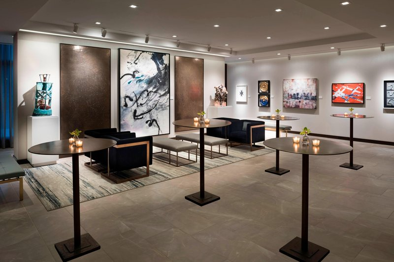 AC Hotel Boston Downtown-Art Gallery/Pre-Function Space<br/>Image from Leonardo
