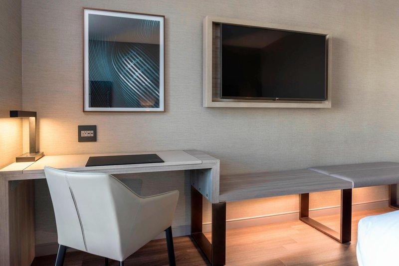 AC Hotel Boston Downtown-Guest Room Work Desk<br/>Image from Leonardo