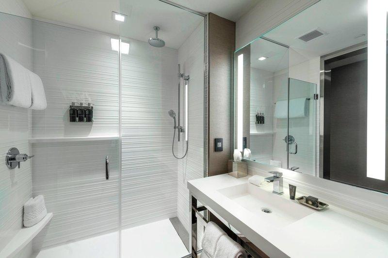 AC Hotel Boston Downtown-Guest Bathroom<br/>Image from Leonardo