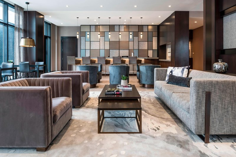 AC Hotel Boston Downtown-AC Lounge - Seating Area<br/>Image from Leonardo