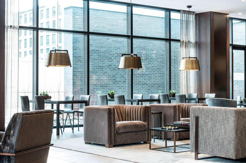 AC Hotel Boston Downtown-AC Lounge - Conversational Seating<br/>Image from Leonardo
