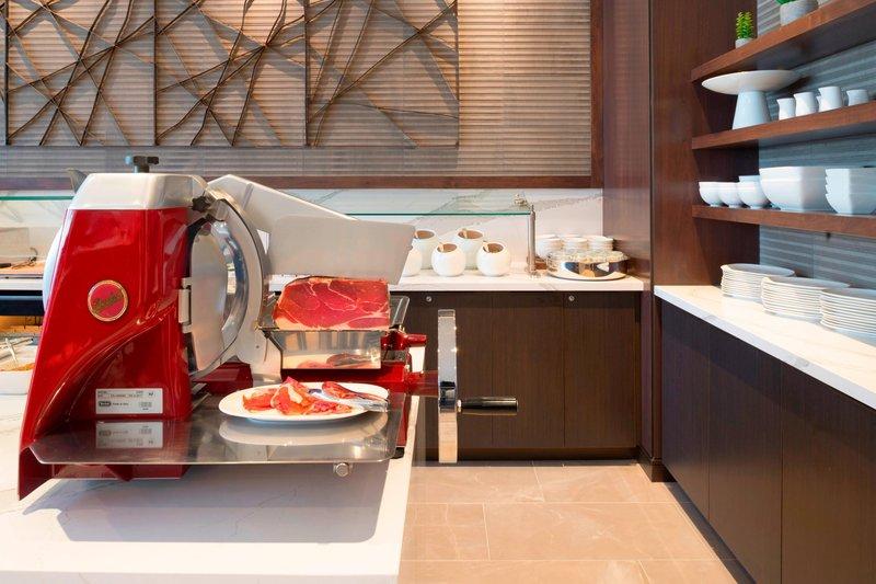 AC Hotel Boston Downtown-AC Kitchen - Berkel Machine<br/>Image from Leonardo
