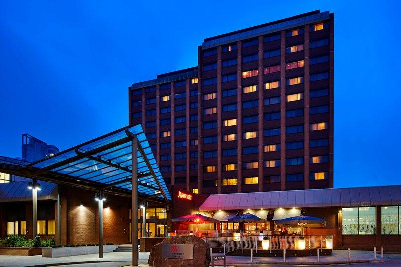 Marriott Cardiff Hotel-Exterior<br/>Image from Leonardo