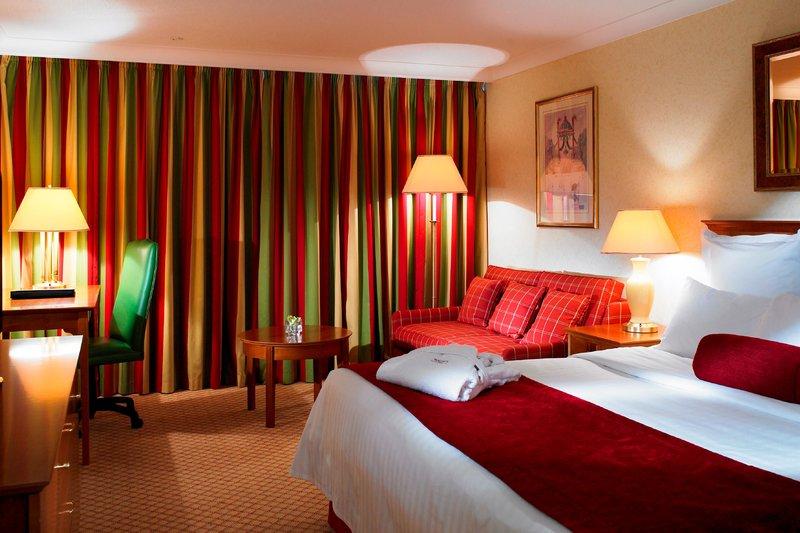 Marriott Cardiff Hotel-Executive Guest Room<br/>Image from Leonardo