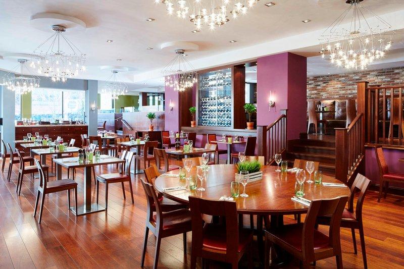 Marriott Cardiff Hotel-Market Kitchen<br/>Image from Leonardo