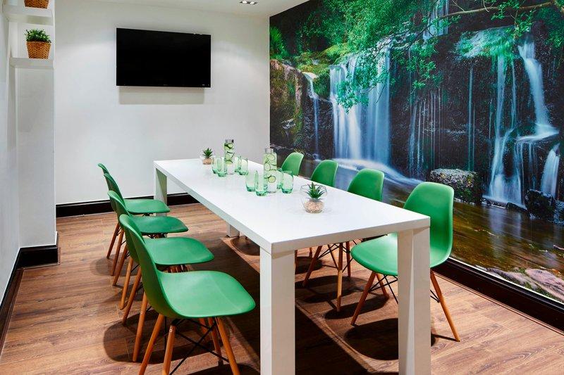 Marriott Cardiff Hotel-The Green Meeting Room<br/>Image from Leonardo