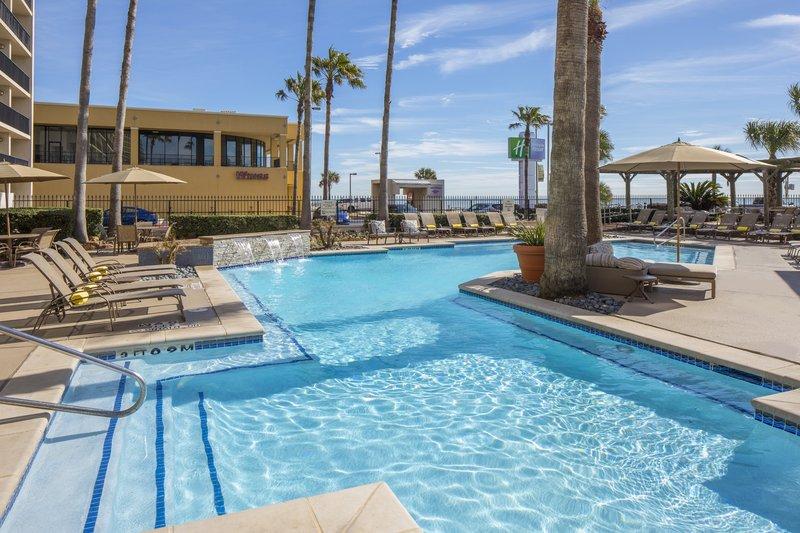 Holiday Inn Resort Galveston-On The Beach-Swimming Pool<br/>Image from Leonardo