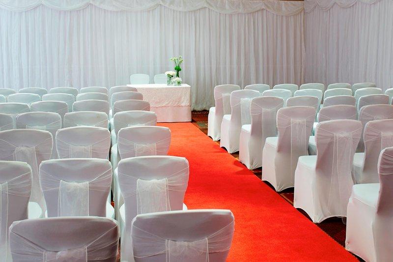 Marriott Cardiff Hotel-Bardd Suite - Wedding Ceremony<br/>Image from Leonardo