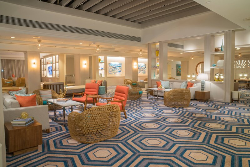 The Coral At Atlantis - The Coral Lobby <br/>Image from Leonardo