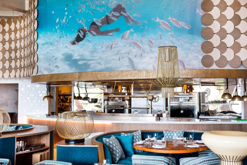The Coral At Atlantis - Fish by José Andrés <br/>Image from Leonardo