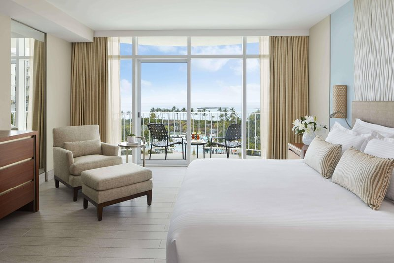 The Coral At Atlantis - Premium Regal Suite - Bedroom <br/>Image from Leonardo