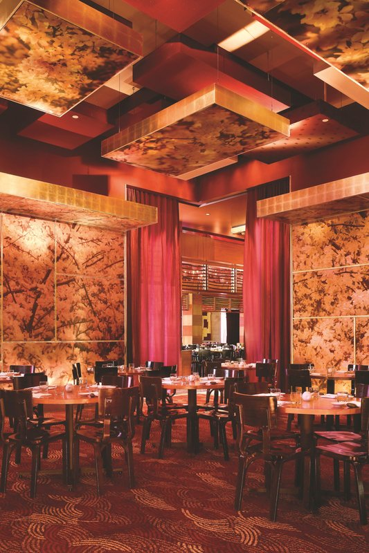 The Coral At Atlantis - Nobu Restaurant <br/>Image from Leonardo