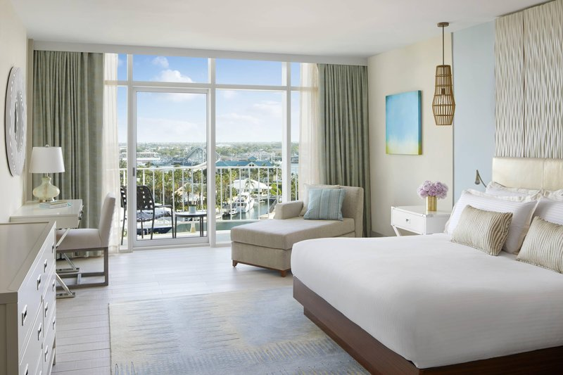 The Coral At Atlantis - Premium Presidential Suite - Bed Room <br/>Image from Leonardo