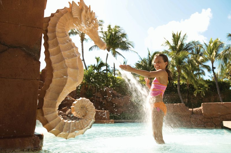 The Coral At Atlantis - Ripples – Children's Pool <br/>Image from Leonardo