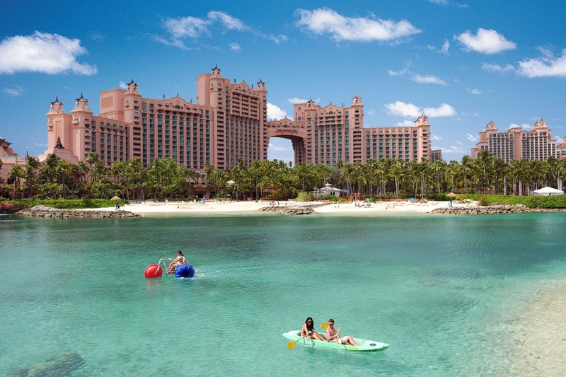 The Coral At Atlantis - Paradise Lagoon <br/>Image from Leonardo