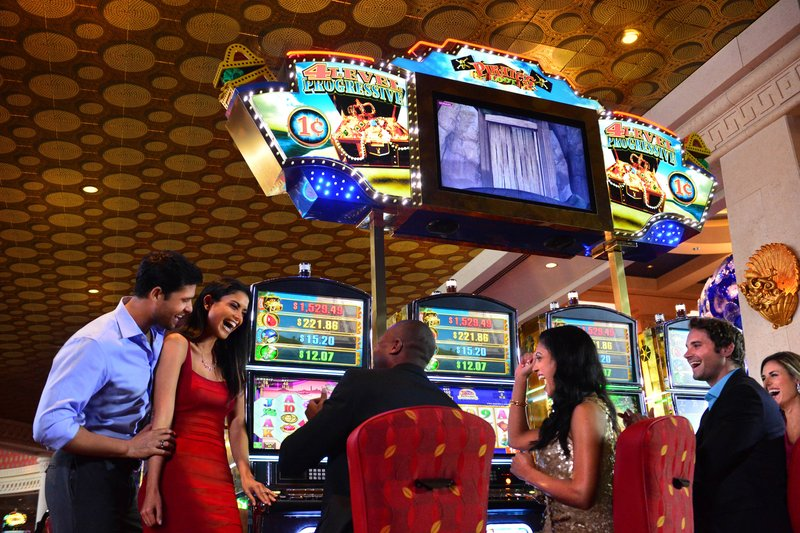 The Coral At Atlantis - Atlantis Casino - Slot Machines <br/>Image from Leonardo