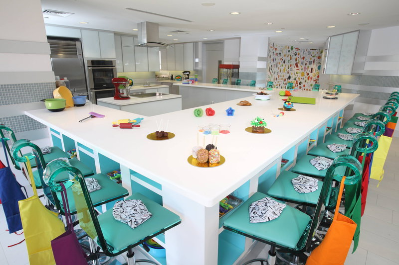 The Coral At Atlantis - Atlantis Kids Adventures - Culinary Room <br/>Image from Leonardo