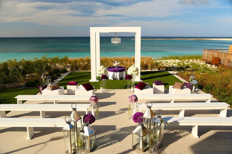 The Coral At Atlantis - Ocean View Wedding <br/>Image from Leonardo
