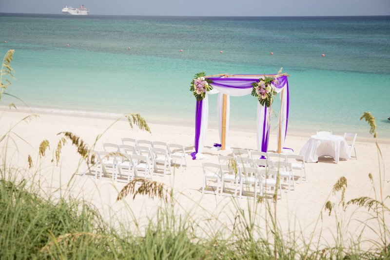 The Coral At Atlantis - Beach wedding <br/>Image from Leonardo