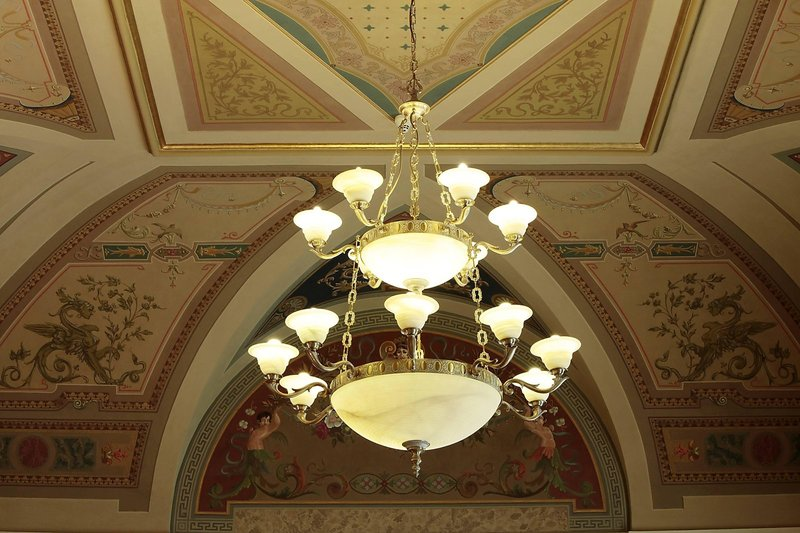 Carlo IV, Dedica Anthology Autograph Collection - Presidential Suite Chandelier <br/>Image from Leonardo