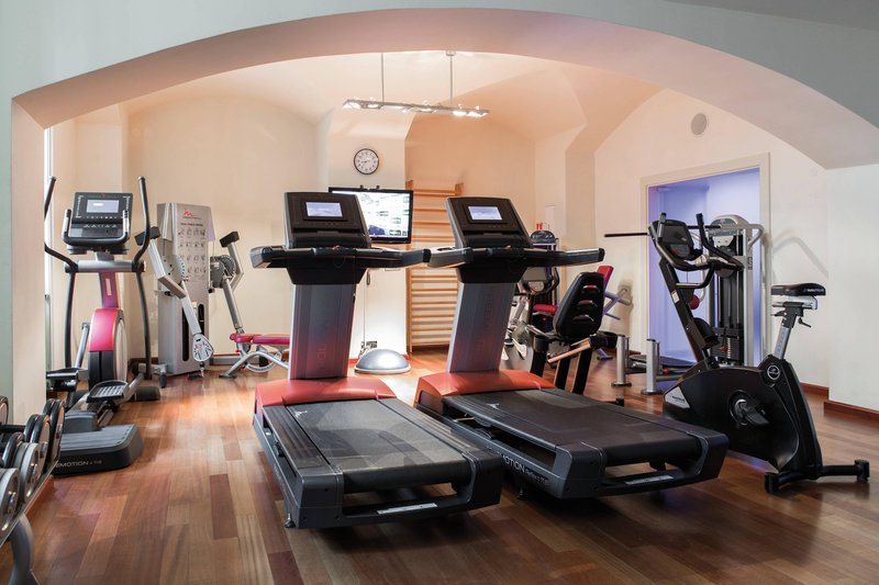 Carlo IV, Dedica Anthology Autograph Collection - Fitness Center <br/>Image from Leonardo