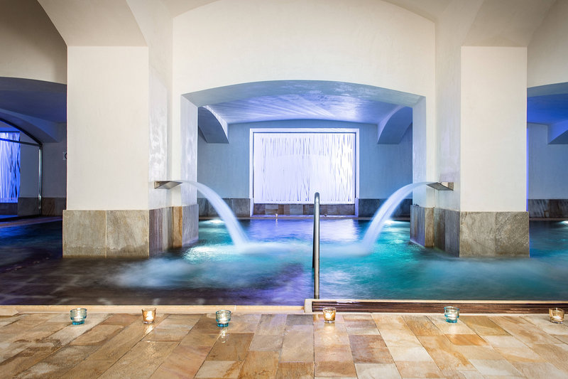 Carlo IV, Dedica Anthology Autograph Collection - Spa Indoor Pool <br/>Image from Leonardo