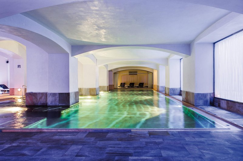 Carlo IV, Dedica Anthology Autograph Collection - Indoor Swimming Pool <br/>Image from Leonardo