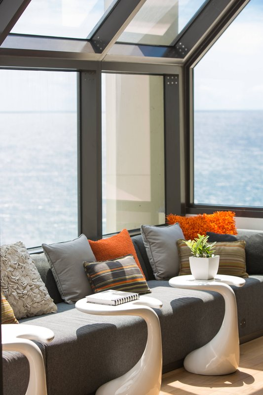Renaissance St Domingo Jaragua Hotel-Executive Club Level Seating Area<br/>Image from Leonardo