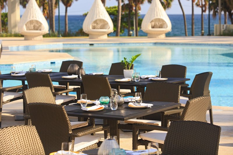 Renaissance St Domingo Jaragua Hotel-Sol Pool Lounge & Bar<br/>Image from Leonardo