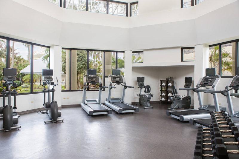 Renaissance St Domingo Jaragua Hotel-Fitness Center<br/>Image from Leonardo