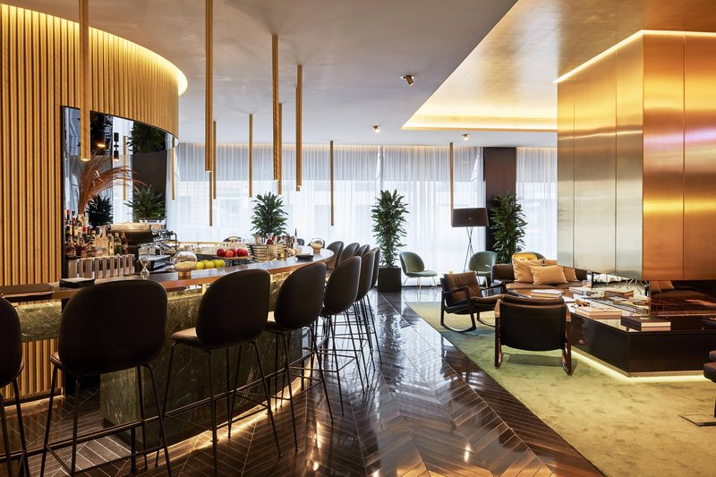Autograph Collection Roomers Munich-Lobby Bar<br/>Image from Leonardo