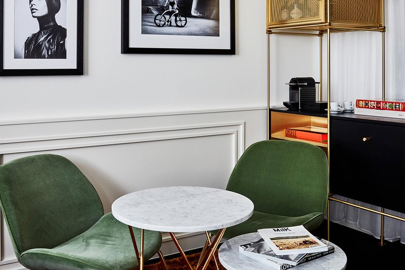 Autograph Collection Roomers Munich-Prestige Suite - Sitting Area<br/>Image from Leonardo