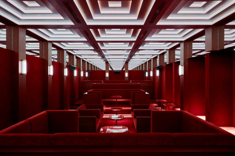 Autograph Collection Roomers Munich-RED Room - Hidden Room<br/>Image from Leonardo