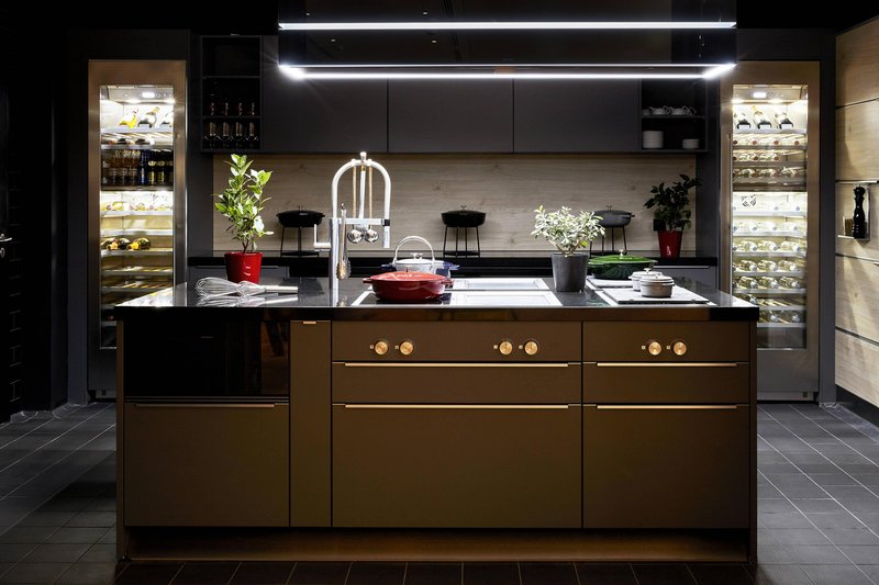 Autograph Collection Roomers Munich-Showkitchen Roomers Munich<br/>Image from Leonardo