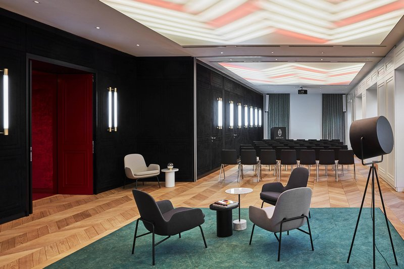 Autograph Collection Roomers Munich-Auditorium Meeting Room<br/>Image from Leonardo