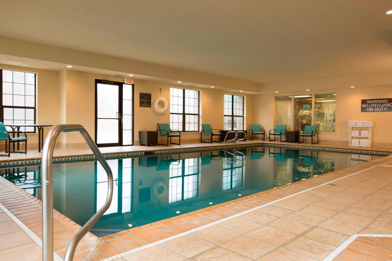 Holiday Inn Hotel & Suites Durango Central-Indoor Pool<br/>Image from Leonardo
