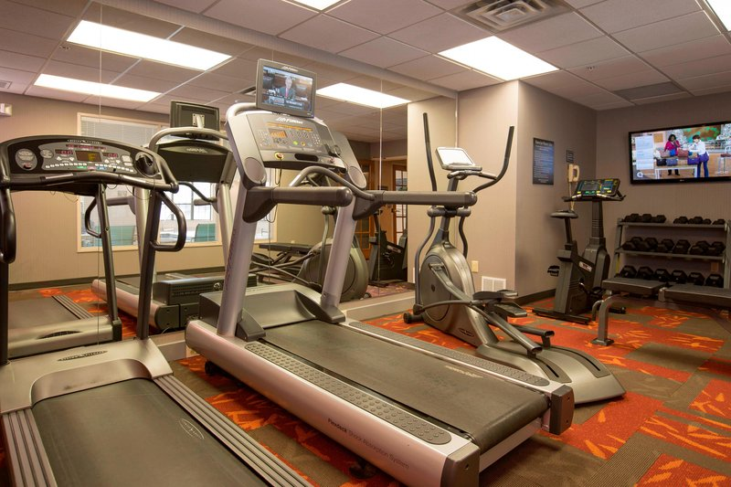 Holiday Inn Hotel & Suites Durango Central-Fitness Center<br/>Image from Leonardo